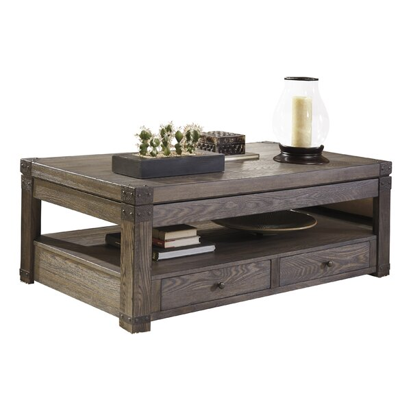 Joss And Main Lift Top Coffee Table: Bryan Coffee Table With Lift Top & Reviews