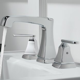 Delta Ashlyn Widespread Bathroom Faucet Drain Assembly and Diamond Seal Technology
