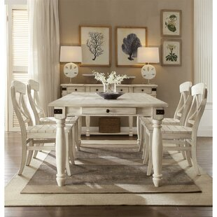 Calila 5 Piece Dining Set Birch Lane™ Heritage