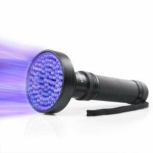 WYZworks UV 100LED Flashlight