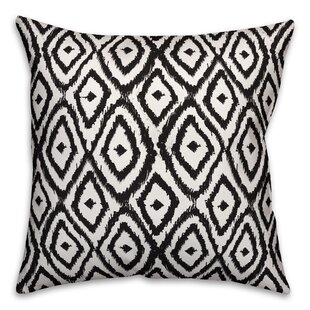 Elmsford Pattern Outdoor Throw Pillow