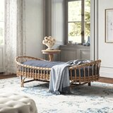 Aimee Rattan Daybed with Mattress by Kelly Clarkson Home