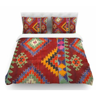 Tapestry Ethnic by S. Seema Z Featherweight Duvet Cover