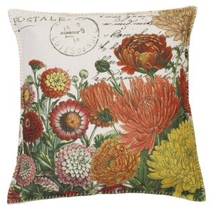 Boone Linen Throw Pillow (Set of 2)