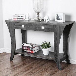Pless Wooden Console Table