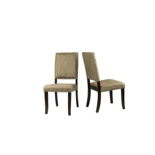 Trudel Upholstered Dining Chair by Red Barrel Studio New