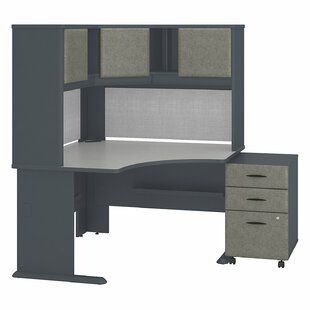 Series A 3 Piece Desk Office Suite by Bush Business Furniture #1
