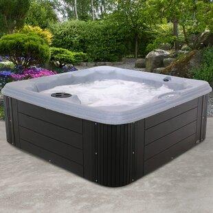 Andora 6-Person 40-Jet Hot Tub By Essential Spas