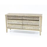 Eckert 6 Drawer Double Dresser by Foundry Select