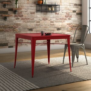 Avondale Metal Dining Table by Trent Austin Design