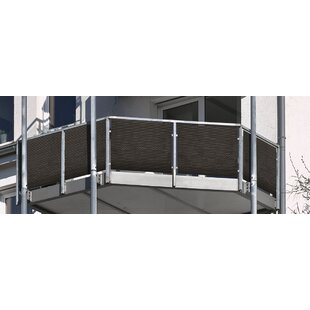 3m X 0.8m Privacy Fence By Sol 72 Outdoor