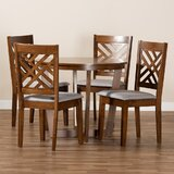 Kokoreta 5 - Piece Dining Set by Red Barrel Studio®