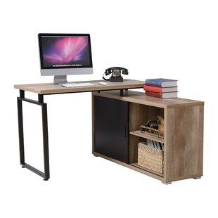 Ivy Bronx Eshelman L-Shape Desk