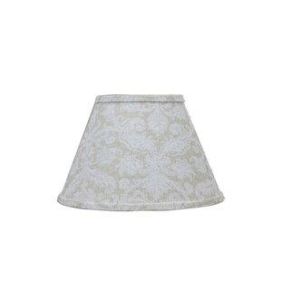 Damask Flax 6 Linen Empire Lamp Shade