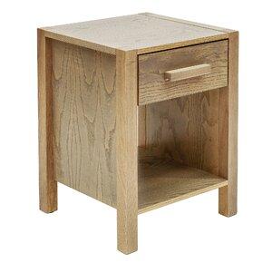 Nachttisch Woodland mit Schublade von Little Fol..