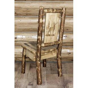 Tustin Full Back Side Chair by Loon Peak