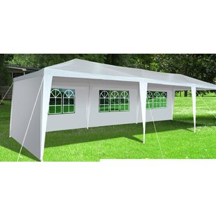 30 Ft. W x 10 Ft. D Steel Party Tent by Sunrise Outdoor LTD