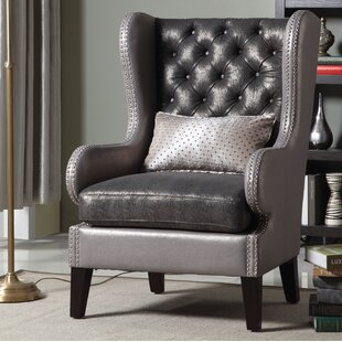 Lococo Wingback Chair