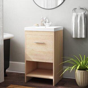 Searching for Guerra 18 Single Bathroom Vanity Set ByWrought Studio