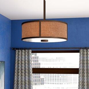 Zipcode Design William 3-Light Pendant