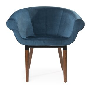 Best Reviews Mccary Swivel Barrel Chair by Ivy Bronx