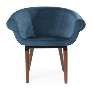 Mccary Swivel Barrel Chair by Ivy Bronx