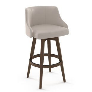 Laurene 26 Swivel Bar Stool Brayden Studio