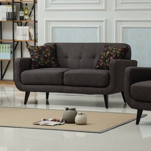 Modibella Loveseat by Roundhill Furniture Herry Up