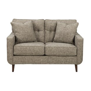 Grandin Loveseat Bungalow Rose
