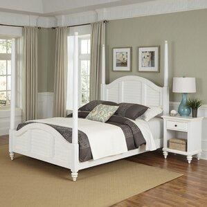 Coastal Bedroom Sets You\'ll Love   Wayfair