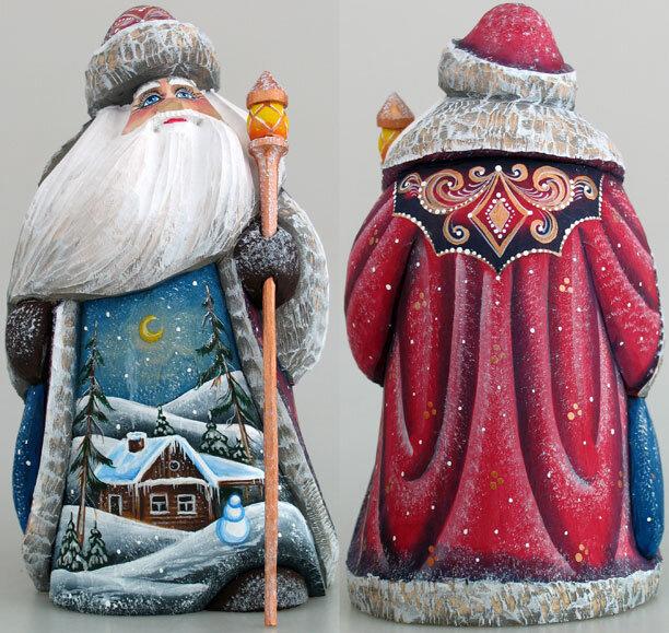 Blue The Holiday Aisle Santa Figurines You Ll Love In 2021 Wayfair