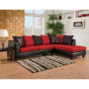 Latitude Run Dilorenzo L-Shaped Sectional