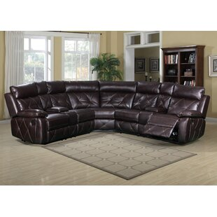 Cairns Reclining Sectional by Darby Home Co
