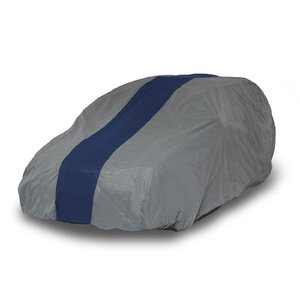 Double Defender Automobile Cover