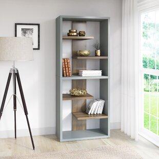 Toner Standard Bookcase by Brayden Studio
