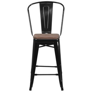 Doreen 24 Bar Stool Williston Forge