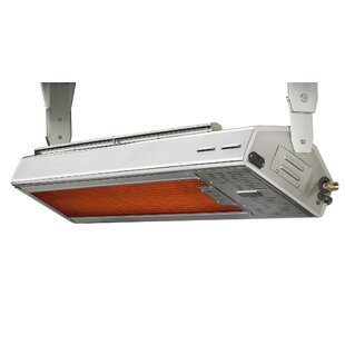 Eave Mounted 35000 BTU Mounted Patio Heater By Lynx