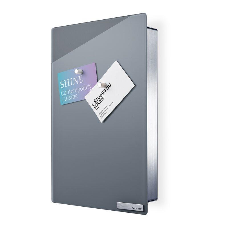 Blomus Velio Magnetic Wall Mounted Bulletin Board Reviews Wayfair