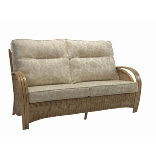 Spurlin 3 Seater Conservatory Sofa by Beachcrest Home