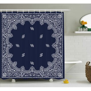 Ethnic Asian Shower Curtain