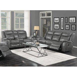 Inexpensive Erico Motion 2 Piece Reclining Living Room Set by Latitude Run Reviews (2019) & Buyer's Guide
