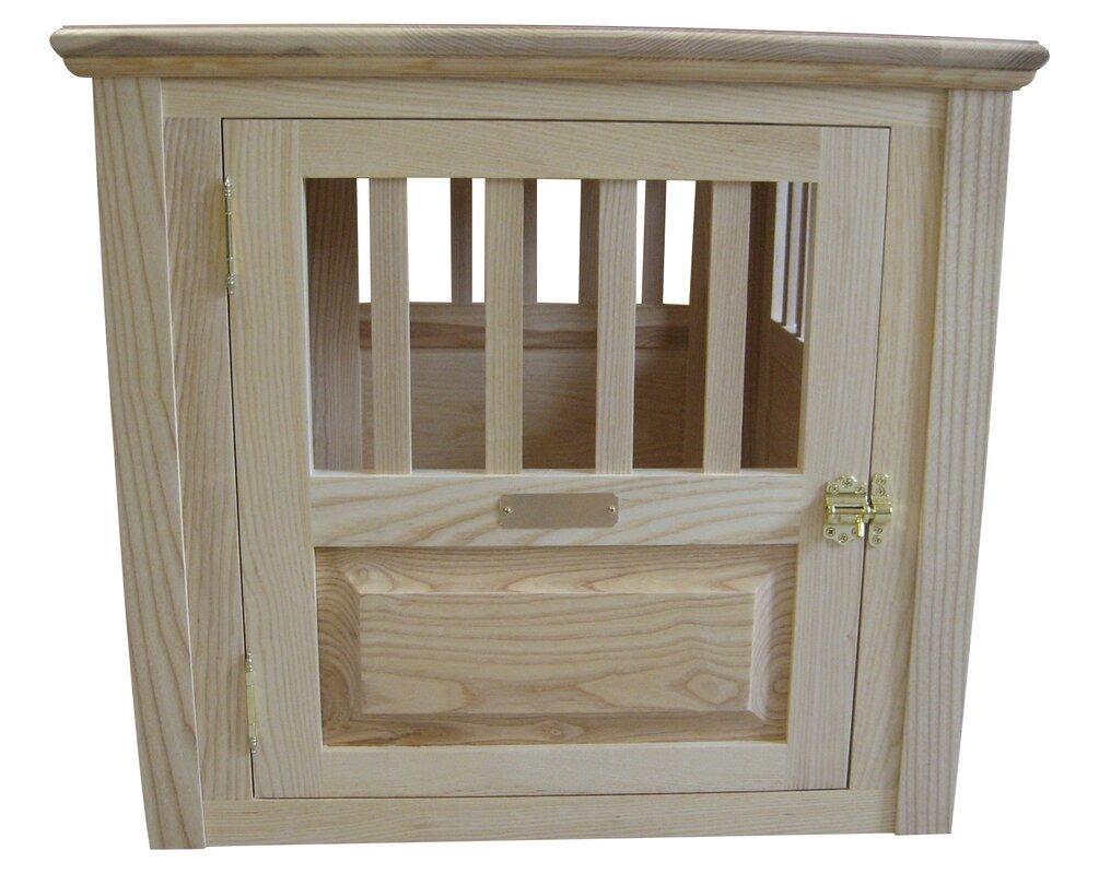 Ines Handmade Pet Crate