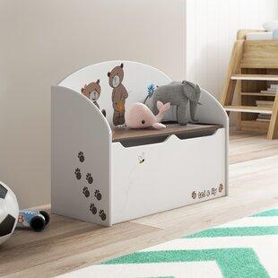 Klini Toy Storage Bench