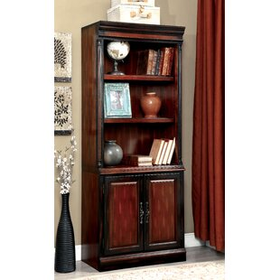 Great choice Cheshire Standard Bookcase by Astoria Grand