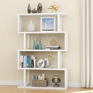 Kingon Standard Bookcase by Wrought Studio