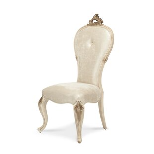 Platine De Royale Side Chair Michael Amini