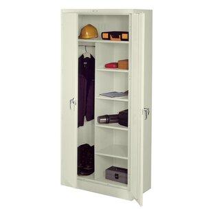 Tennsco Corp. Deluxe 2 Door Storage Cabinet