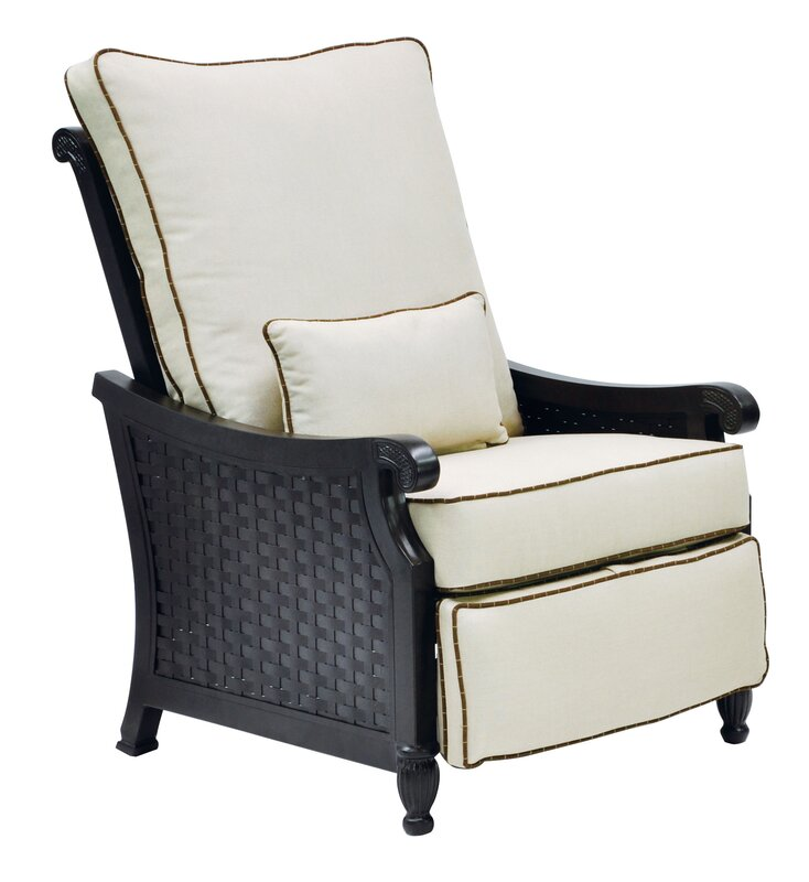 Jakarta 3 Position Recliner Patio Chair with Cushions  sc 1 st  Wayfair & Pride Family Brands Jakarta 3 Position Recliner Patio Chair with ... islam-shia.org