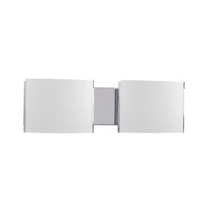 Looking for Hammonton 2-Light Dove White Glass Bath Bar By Latitude Run
