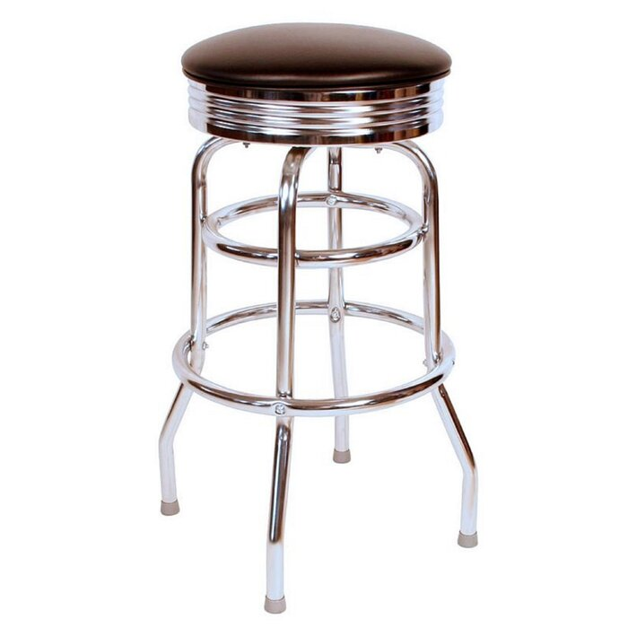 Astonishing Retro Home 30 Swivel Bar Stool Ocoug Best Dining Table And Chair Ideas Images Ocougorg